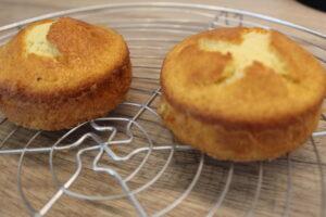 Kuchen begradigen
