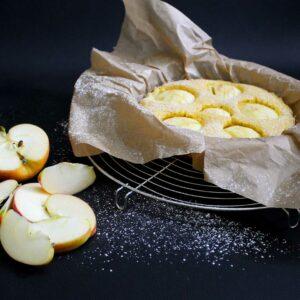 Apfelkuchen einfach und lecker